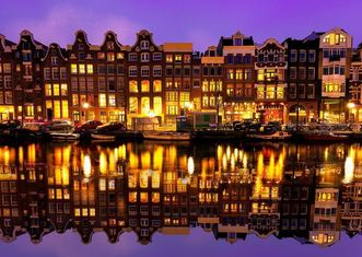 Thumb amsterdam night