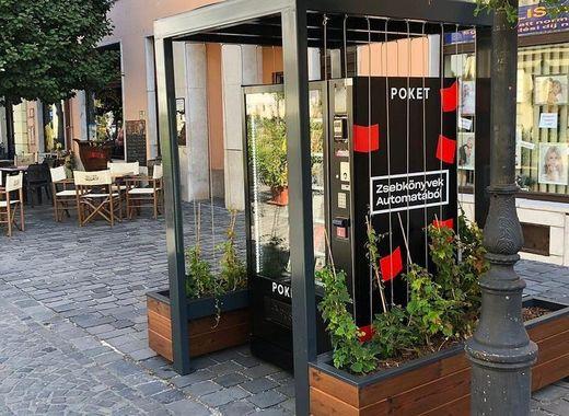 Medium pocket book vending machine szekesfehervar.hu