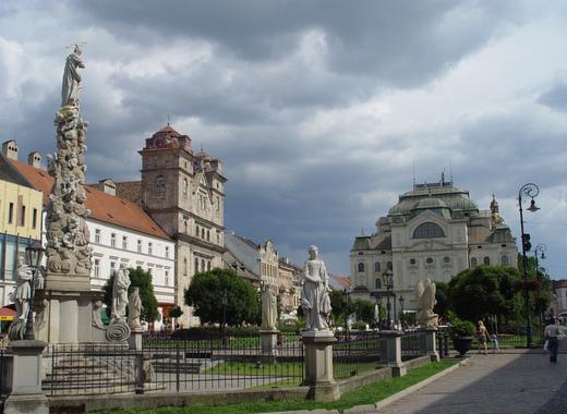 Medium kosice  slovakia    main street 4