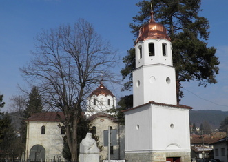 Thumb orthodox church nativity of mary elena bulgaria