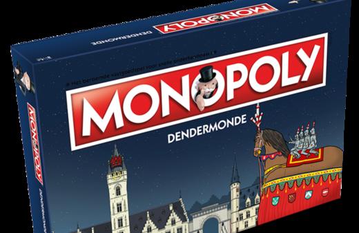 Medium monopoly dendermonde doos 3d