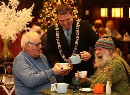 Medium lord mayor of dublin