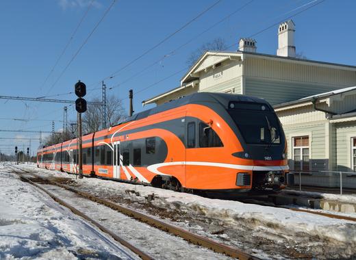 Medium elron train