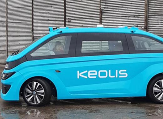 Medium vehicule autonome keolis