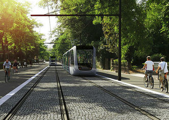 Thumb lund tram