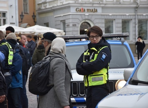 Medium tallinn police
