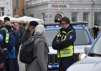 Thumb tallinn police