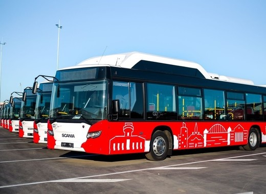 Medium tartu buses