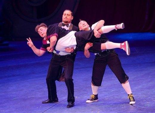 Medium fnc circus show
