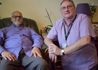 Thumb west sussex initiative to help against social exclusion