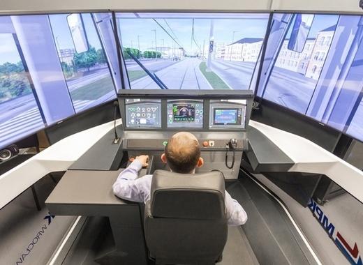 Medium mpk tram simulator
