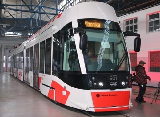 Medium tallinn caf tram