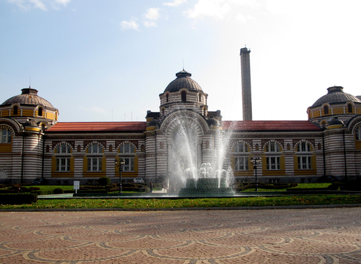 Medium sofia public mineral baths