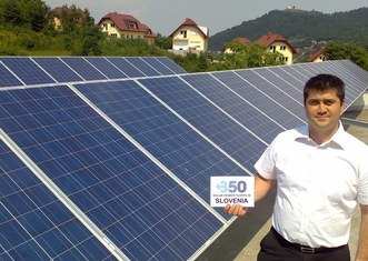 Thumb integration of renewable energy source into slovenian distribution network through a new project