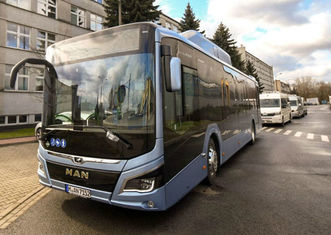 Thumb new eco buses in krakow