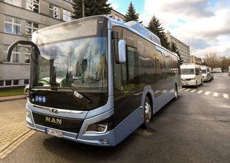 Thumb new eco buses in krakow