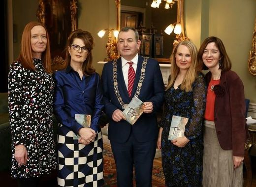 Medium dublin one city one book festival launch