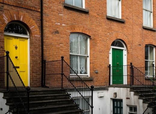 Medium door fronts  ireland