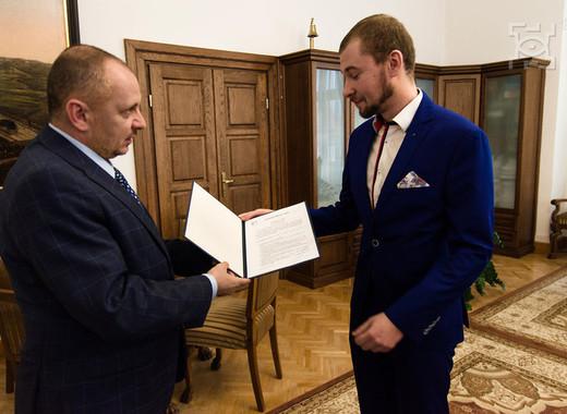 Medium spotkanie zastepcy prezydenta mariusz banacha z miejskim rzecznikiem praw ucznia   filipem unilowskim  1 klowfqwibgpc785hlxs