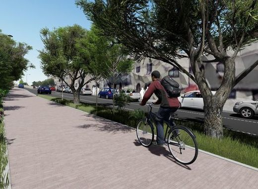 Medium central link project approved for several maltese municipalities 2