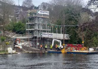 Thumb cork bridge reconstruction