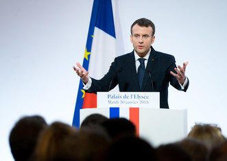 Thumb emmanuel macron by jacques paquier on flickr