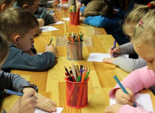 Medium kindergarten