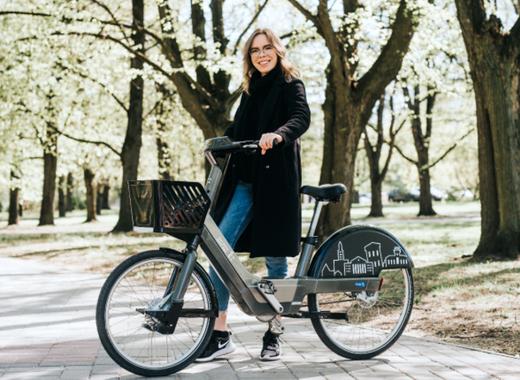 Medium tartu smart bikes