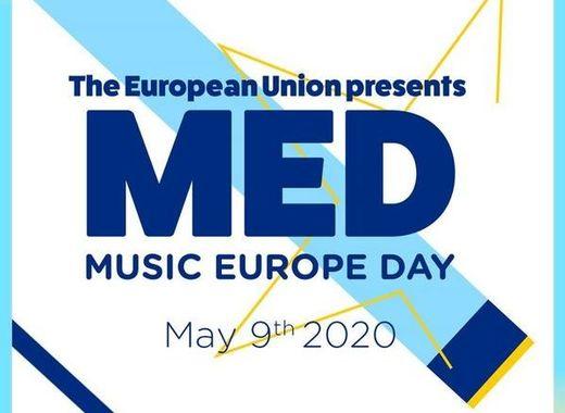 Medium music europe day