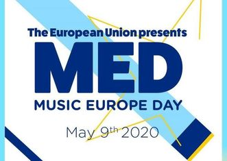 Thumb music europe day