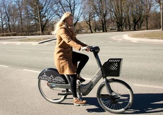 Thumb tartu smart bike