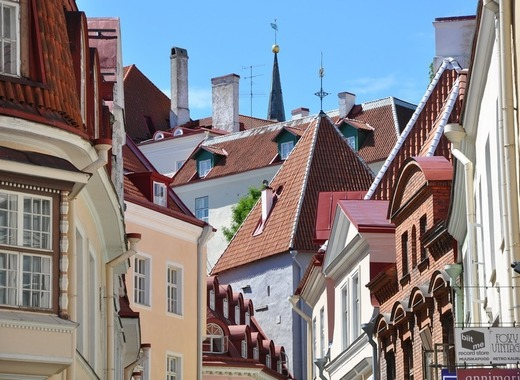 Medium tallinn architecture landscape