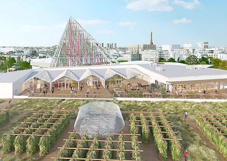 Thumb largest rooftop urban farm in paris   project