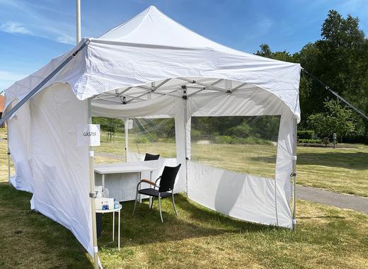 Medium helsingborg care homes tents