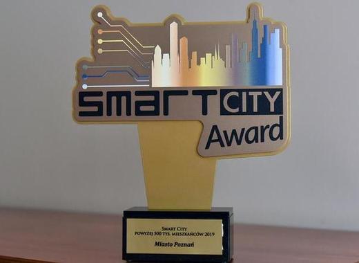 Medium poznan zwyciezyl w kategorii smart city powyzej 500 tys mieszkancow 2019 pic1