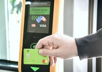 Thumb card brno smart ticketing