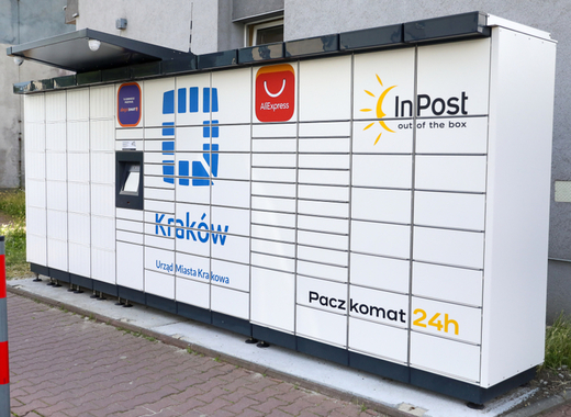 Medium inpost krakow municipal office