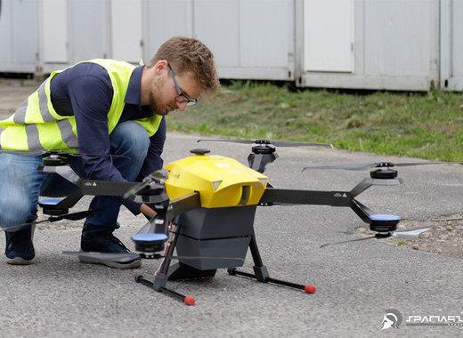 Medium spartaqs dronoidy drony microsoft innovation summit 2019 9