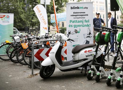 Medium budapest mobility points