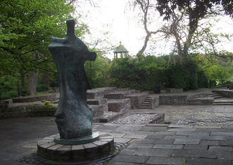 Thumb dublin   st stephen s green   yeats memorial