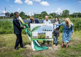 Thumb the hague solar park