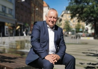 Thumb jaroslav zamecnik   mayor of liberec landscape