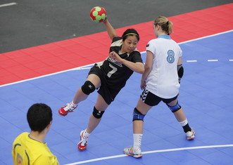 Thumb women s handball