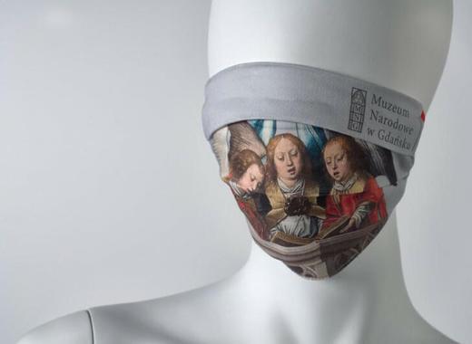 Medium memling mask gdansk