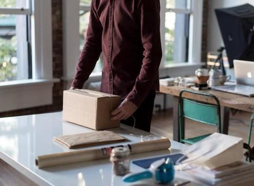 Medium parcel