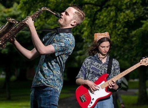 Medium limerick jazz festival