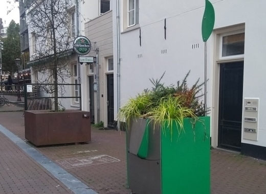 Medium greenpeeomgeving rembrandtplein