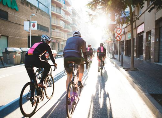 Medium bicycle group