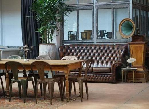 Medium old furniture