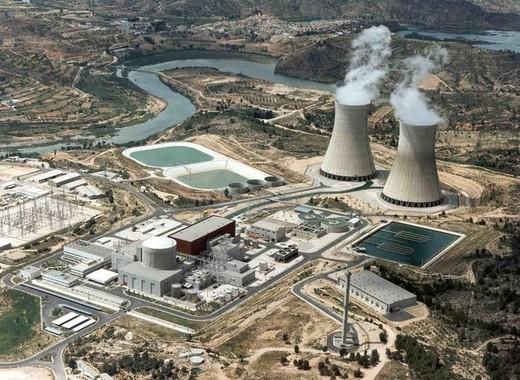 Medium nuclear plant
